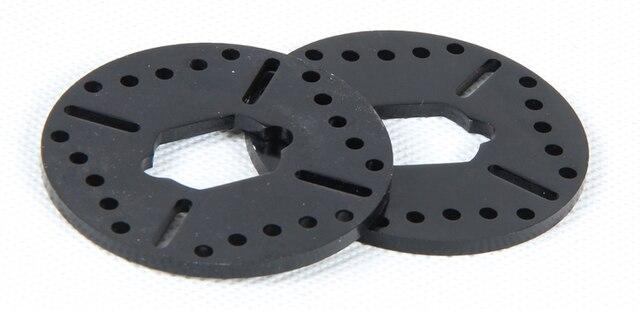 Fren diski 1/5 losi 5ive için rovan lt KRAL MOTOR x2 parçaları