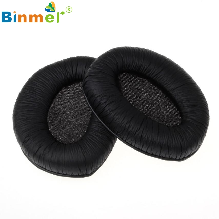 2017 Ear Pads High Quality Replacement PU Leather for Sennheiser RS160 RS170 RS180 Wireless Headphones Wholesale