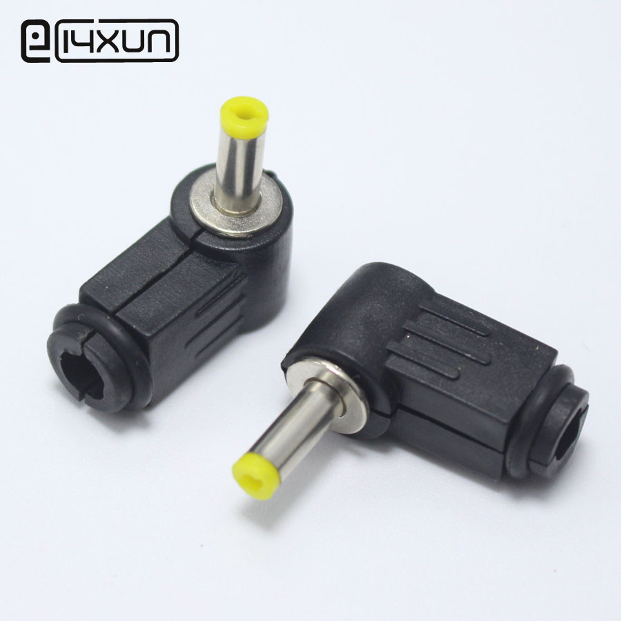 4.0mm X1.7mm DC Power Adaptor Male Plug Cable Connector Adapter Plastic Head