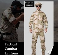 Tactical Military Combat Uniform Set Airsoft Hunting Outdoor ACU Camouflage Suit Jacket Pants