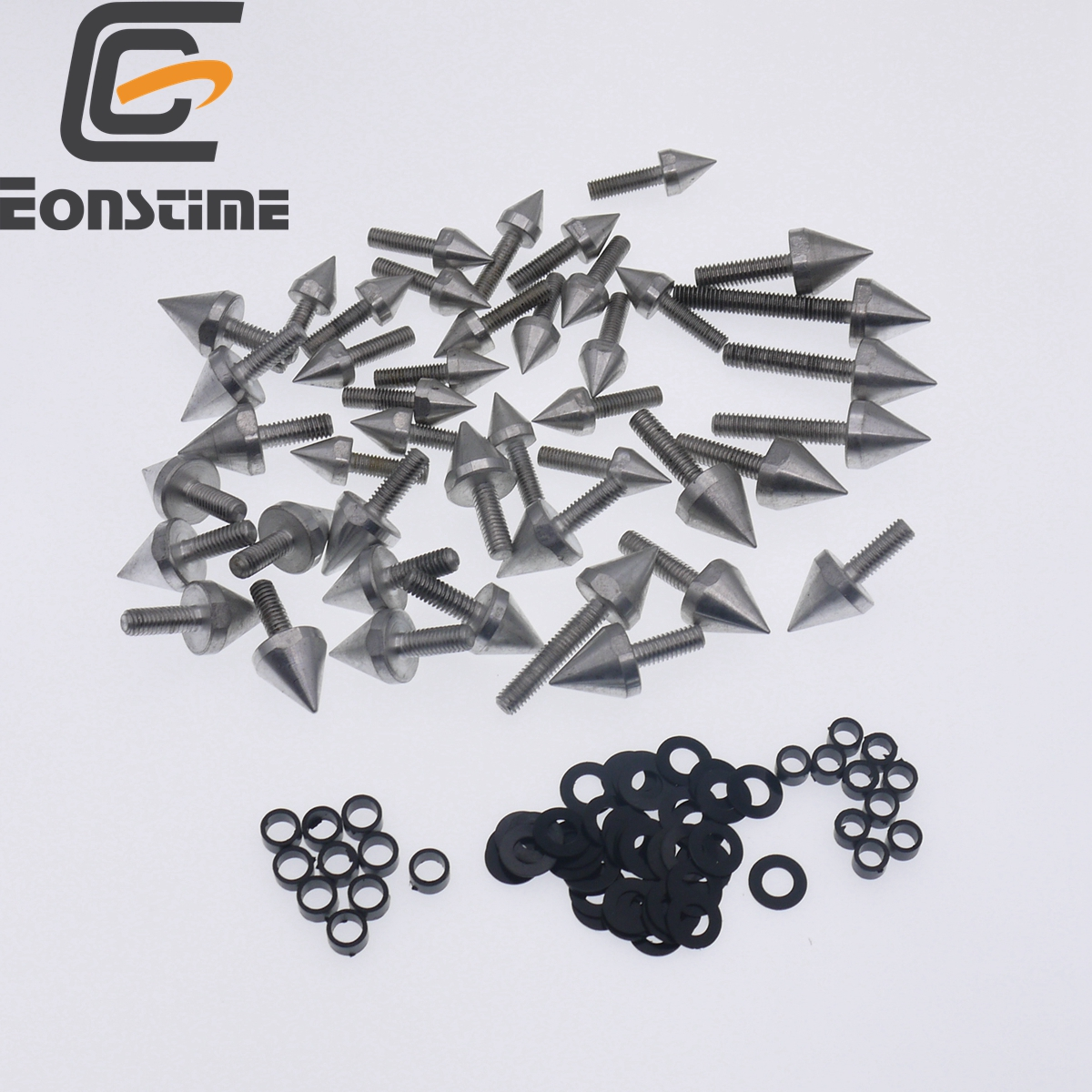Eonstime set Spike Fairing Bolts Screws Washers Kit For