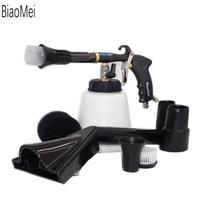 Z 020 2IN1 Tornado Air regulator bearring tube tornador gun black combo vacuum adapter(1 whole combo inner washing&vacuum )