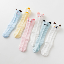 cute baby Socks Boy Girls Short Sox Cartoon Cute Design Muti Types Cool Feet Children Knee height Sock Summer Kids