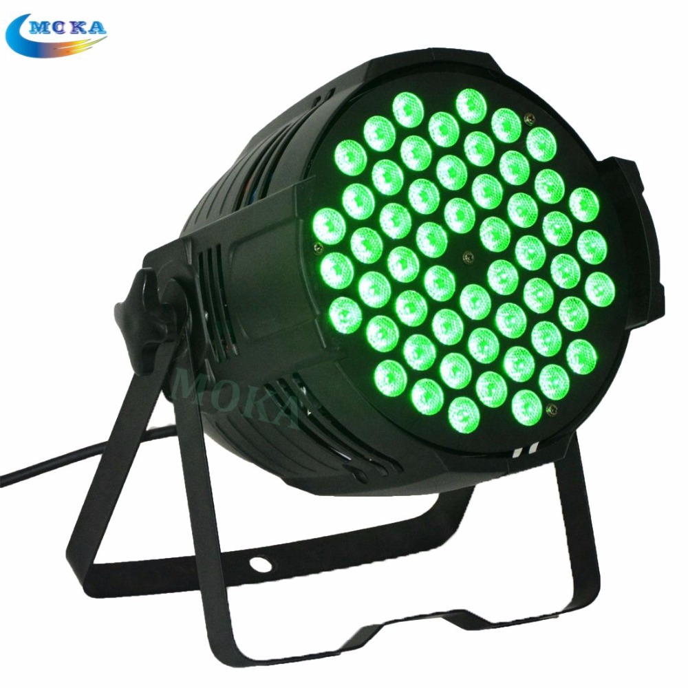 Dmx Par Pcslot 4 Light Lamp For 1 8 8chs Can Stage 3w Dj Led Rgbw 64 Party Lighting 54 In Effect doCexB