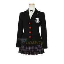 купить Game Persona 5 Makoto Nijima  Cosplay Costumes по цене 4374.21 рублей