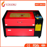 K3050 laser engraving machine 50w laser cutting machine engraving area of 500 * 300mm