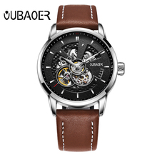 Fashion Luxury Top Brand Watch Men's Automatic Mechanical