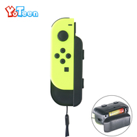 For Nintend Switch Joy Con AA Battery Grip NS NX 2017 Joycon Charging handle Controller Bracket For Nintendo Switch