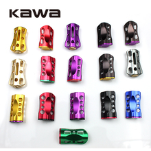 KAWA 2pcs/lot Hot Fishing Reel Handle Knobs For Baitcasting Fishing Reels Component Part Fish Tackle Equipment Accessory