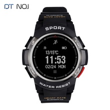 DTNO.1 Sports Smart Watches professional Waterproof Smartwatches GPS Smart Watch Sleep Monitor Wearable Devices for iOS Android ogeda f6 smart women watch sports smartwatch watch ip68 sleep monitor remote camera wearable devices for ios android new 2018