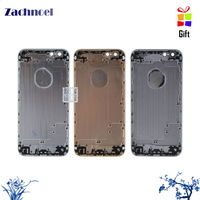 A Quality Housing For IPhone 6 6G 4 7 Housing Battery Cover Door Rear Cover Chassis