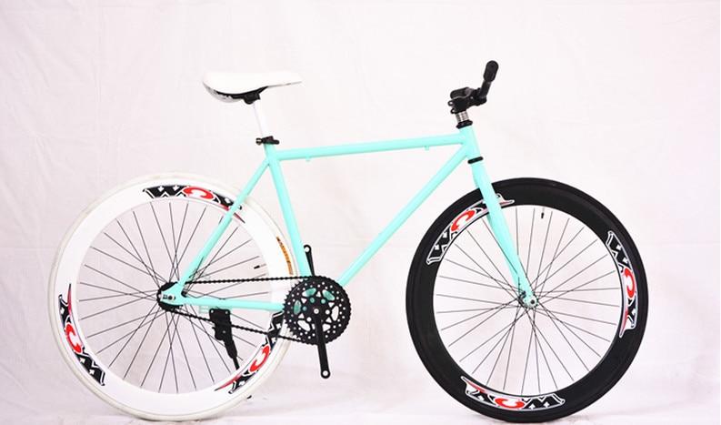 Hot Sale Camouflage Single Speed Fixed Gear Bikes Bicicleta