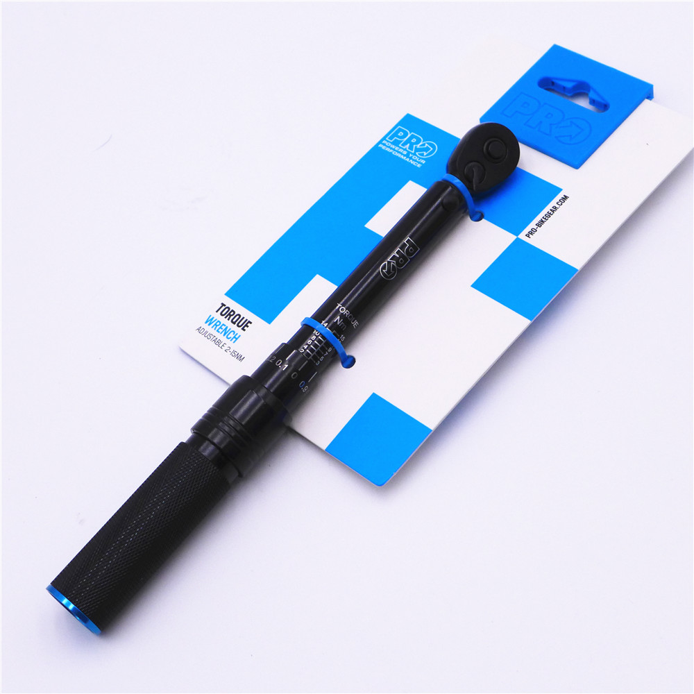 SHIMANO PRO Torque Wrench Adjustable 2 15nm For Bike Derailleurs Stems Carbon Installation