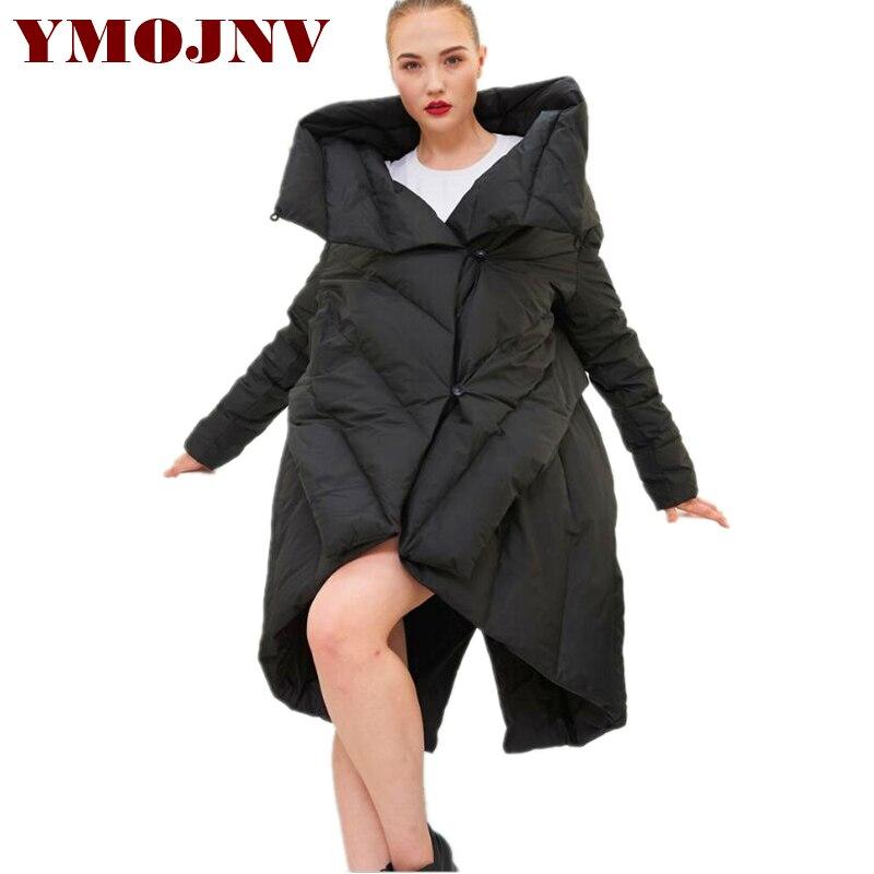 Manteau hiver femme grande taille original