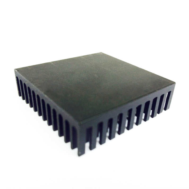 Image 3 - 2Pcs 40*40*11mm Professional Desktop Heatsink Radiator Aluminum Heatsink Extruded Profile Heat Sink Electronic Heat Sink YL 0014-in Fans & Cooling from Computer & Office