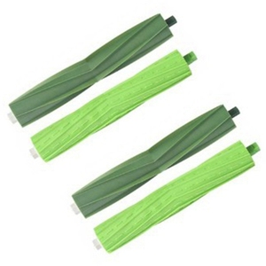 Adapter For Irobot Roomba Sweeping Robot Accessories Main Brush I7+ E5 E6 Rubber Brush Dust Extractor