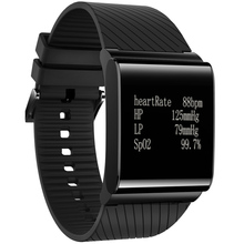 Blood Strain Good Bracelet Wearable Units Coronary heart Price Monitor Wristband Exercise Tracker Sedentary reminder Band for Cellular