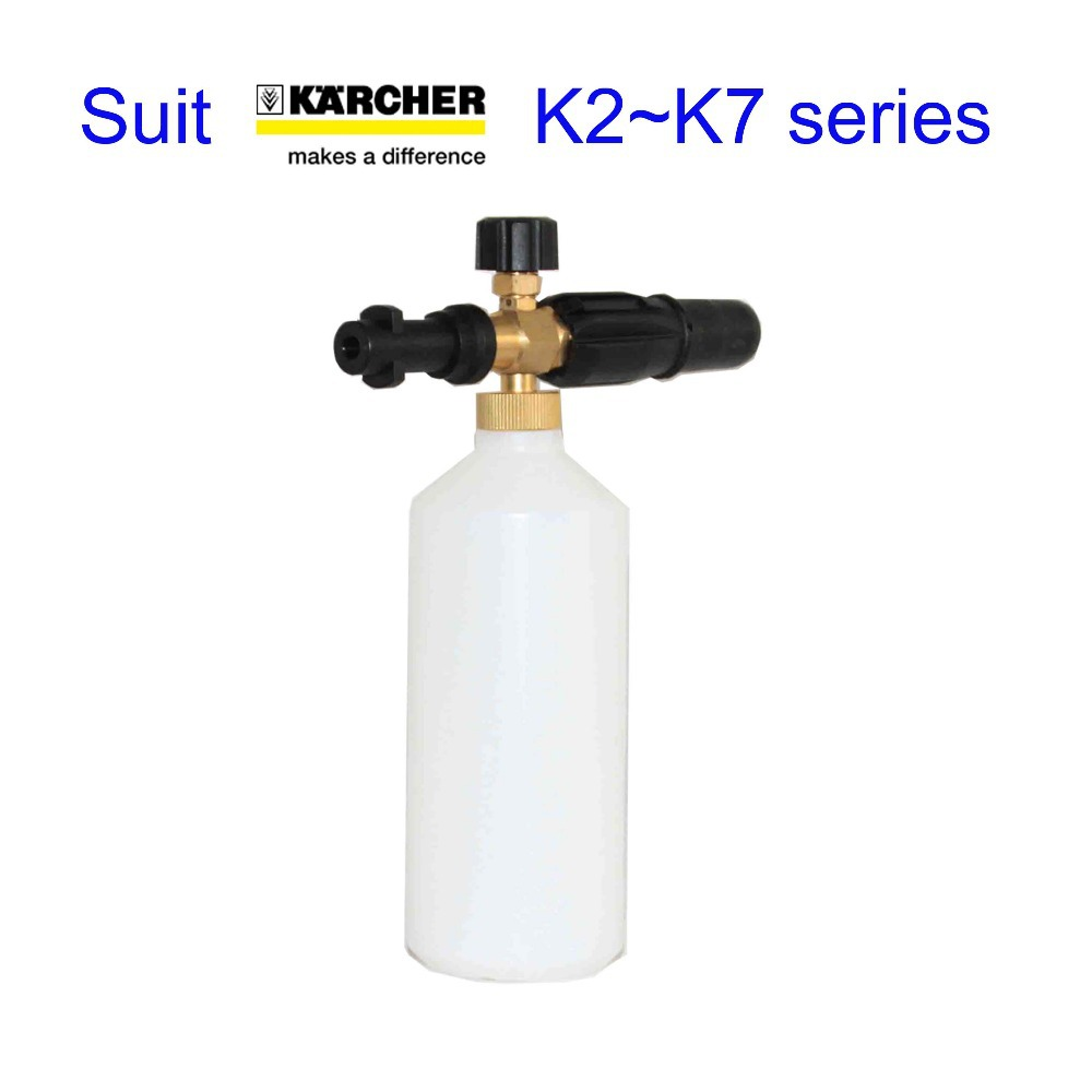 foam gun for karcher brand compatible pressure washer snow. Black Bedroom Furniture Sets. Home Design Ideas