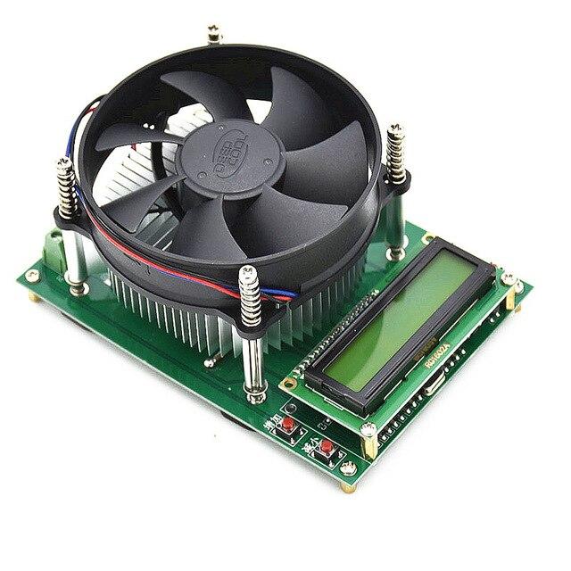 THGS 150 Вт постоянного тока Электронные нагрузки 60 В 10A Батарея разряда Ёмкость тестер