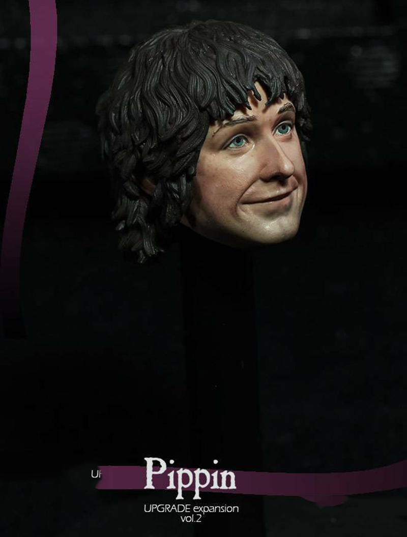 1:6 Scale Asmus Toys The Lord Of The Ring PIPPIN Figure Model Toy Gift LOTR012S
