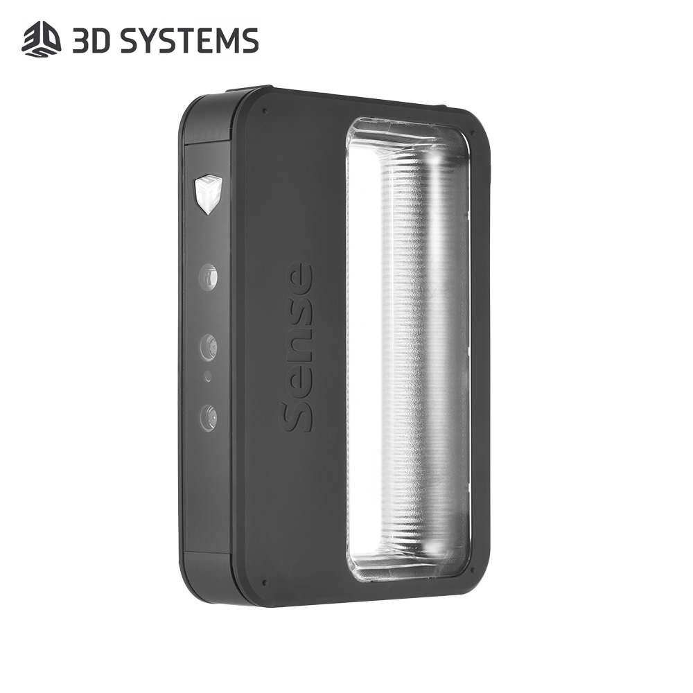 Image 2 - 3D Systems Sense 2 Handheld 3D Scanner High Precision USB Connection for Design Research Crafts Processing 3D Scanner3D Scanners   -