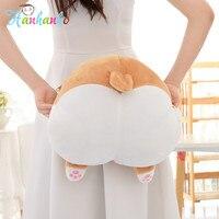 16 Novelty Corgi Dog Hip Hand Warmer Cartoon Animal Sofa Cushion Kids Pillow Toy 42 42cm