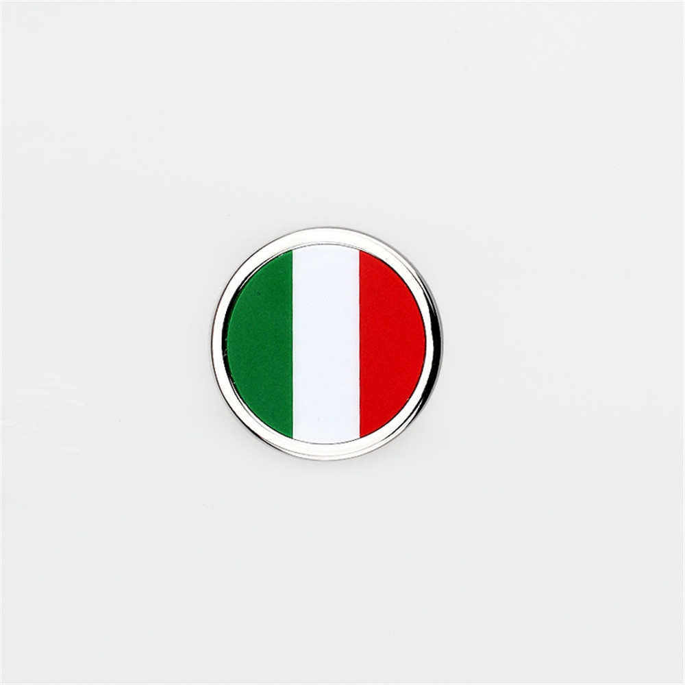 Car Body Sticker Italy Flag Emblem Badge Decal Auto Accessories For Fiat Jeep Alfa Romeo Lancia Maserati Ford Vw Renault Peugeot катушка зажигания соответствует alfa romeo fiat palio lancia delta y 0 7 2 0 л 1985 page 2