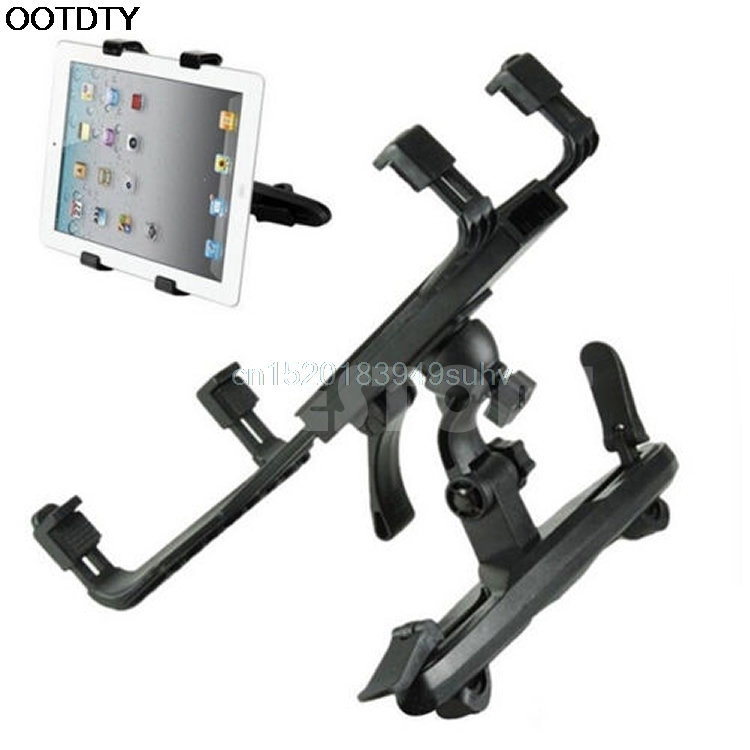 OOTDTY HOT Universal Car Back Seat Headrest Mount Holder For IPad 2/3/4/5 Tablet Galaxy -  New Hot