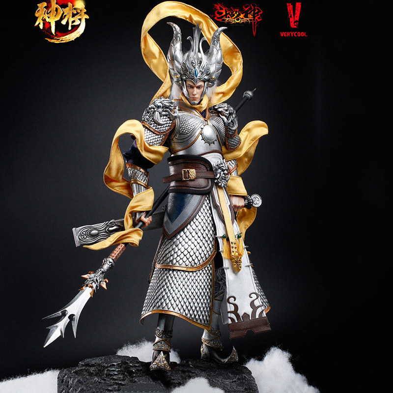 1/6 Scale Collectable VERYCOOL DZS-004 Asura Series Exiled God action figure Collectible Model Toys 4
