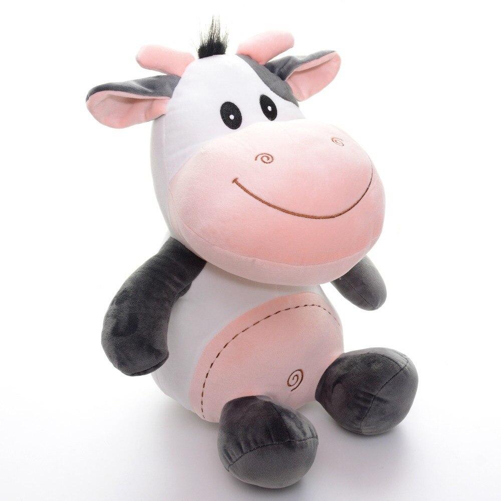 aliexpress com buy lovely meek pudding milk cow stuffed plush