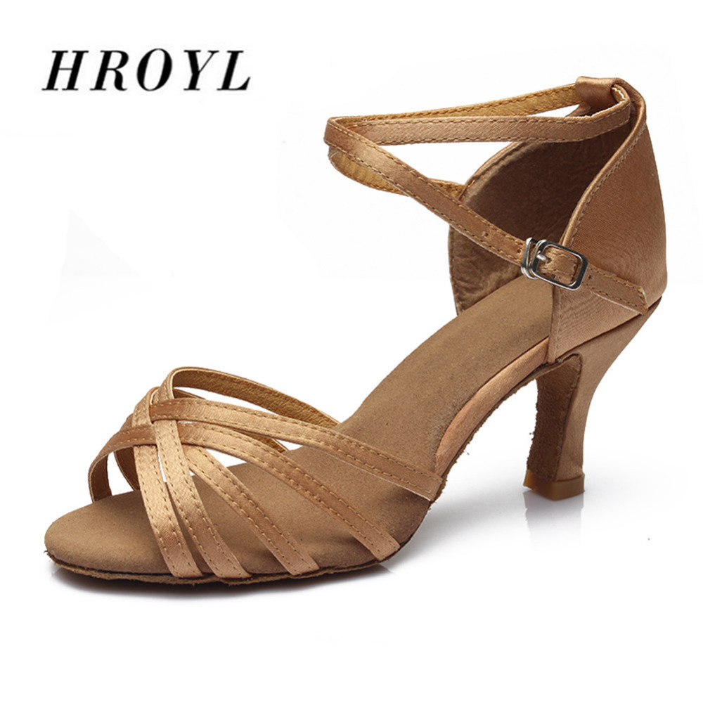 High Heels 6 Colors Brand New Latin Dance Shoes for Ladies Girls Tango Shoes Ballroom dance shoes
