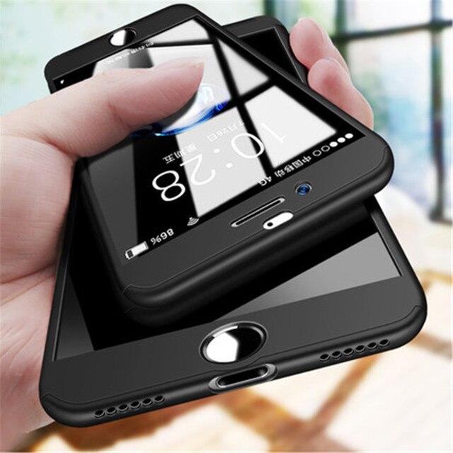 Floveme Pour Iphone 5s 5 Cas 360 Degr 233 S Couverture Pour