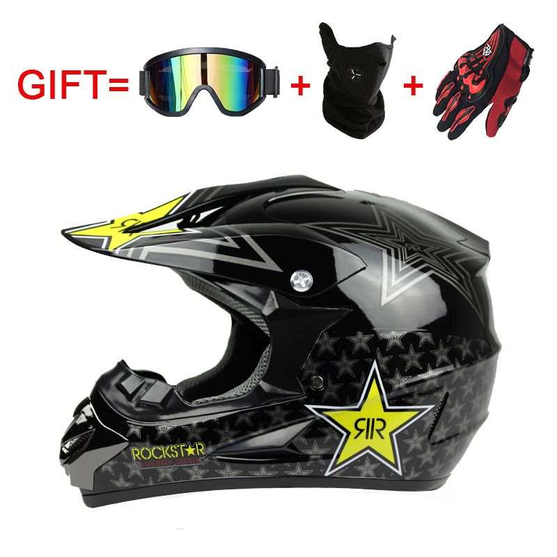 motocross gear Helmet Professional motorcycle helmet downhill bike helmets Motorcycle pr ...