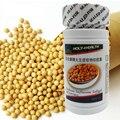 2 botellas/lot suplemento de extracto de soja cápsulas blandas de soja isoflavonas fitoestrógenos