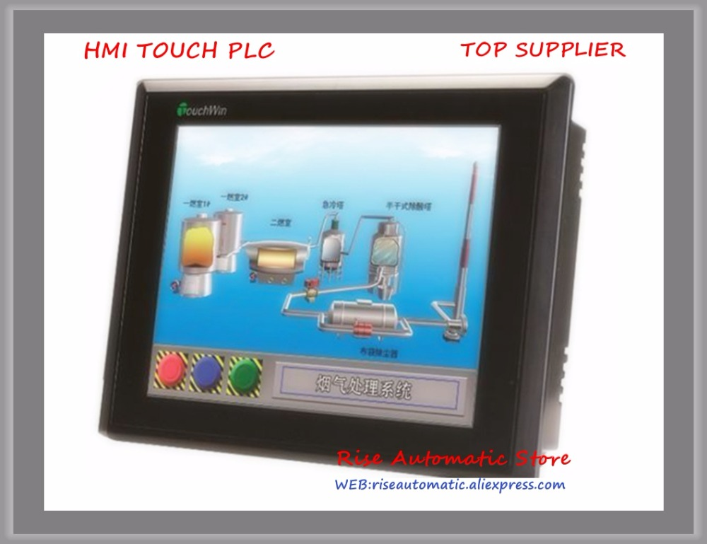 цена на New Original 7 Inch Touch Screen TG765-XT COM Port Supports 232 Communication