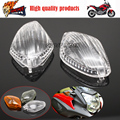 Free shipping For HONDA CBR500R CB500X CB500F Motorcycle Accessories Turning signal Blinker Light Lens