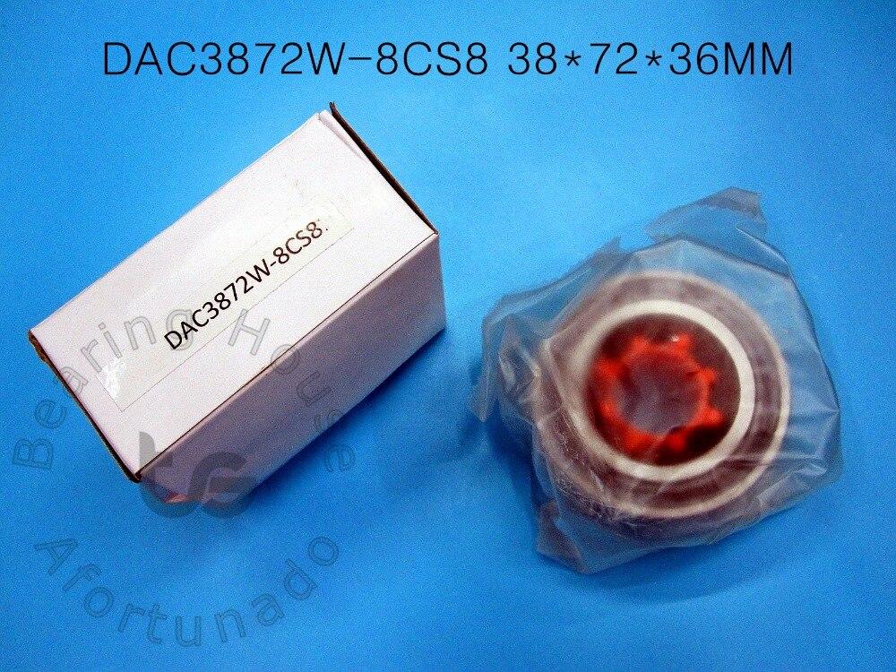 DAC38720236/33 DAC3872W-8CS8/38BWD12CA145/VKBA1191 Per auto Hub cuscinetto acciaio cromato materail formato: 38*72*36mmDAC38720236/33 DAC3872W-8CS8/38BWD12CA145/VKBA1191 Per auto Hub cuscinetto acciaio cromato materail formato: 38*72*36mm