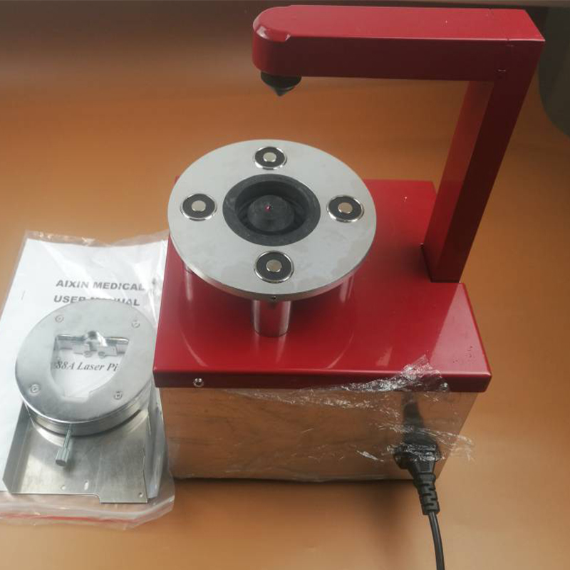 1 Piece CE Approved Dental Lab Equipment Machine High RPM and Low Noise AX-88A Laser Drilling Unit for Dental Technician недорого