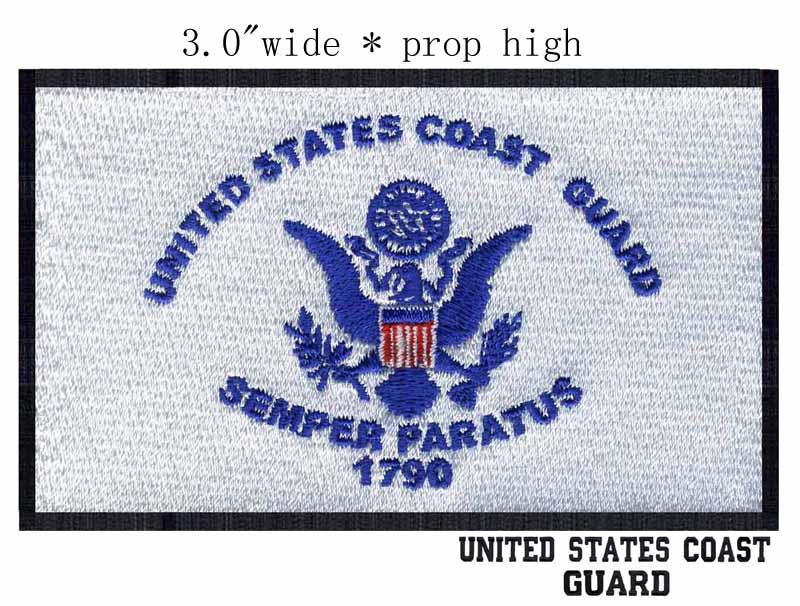 US Flag Store Coast Guard Patch