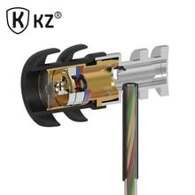 KZ HDS2 Auricular interactivo de dos unidades móviles de gama alta música enthusiast valor Q ear headset fone de ouvido bajo en el auricular