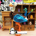 Original Rare Miles From Tomorrowland Bird Doll Stuffed Plush Toy Limited Collection Birthday Gift