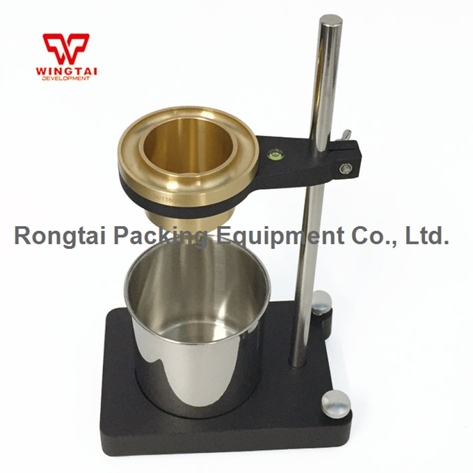 Paint Viscosity Flow Measuring Cup 4mm Viscosity Cup/ Viscosity Tester Cup