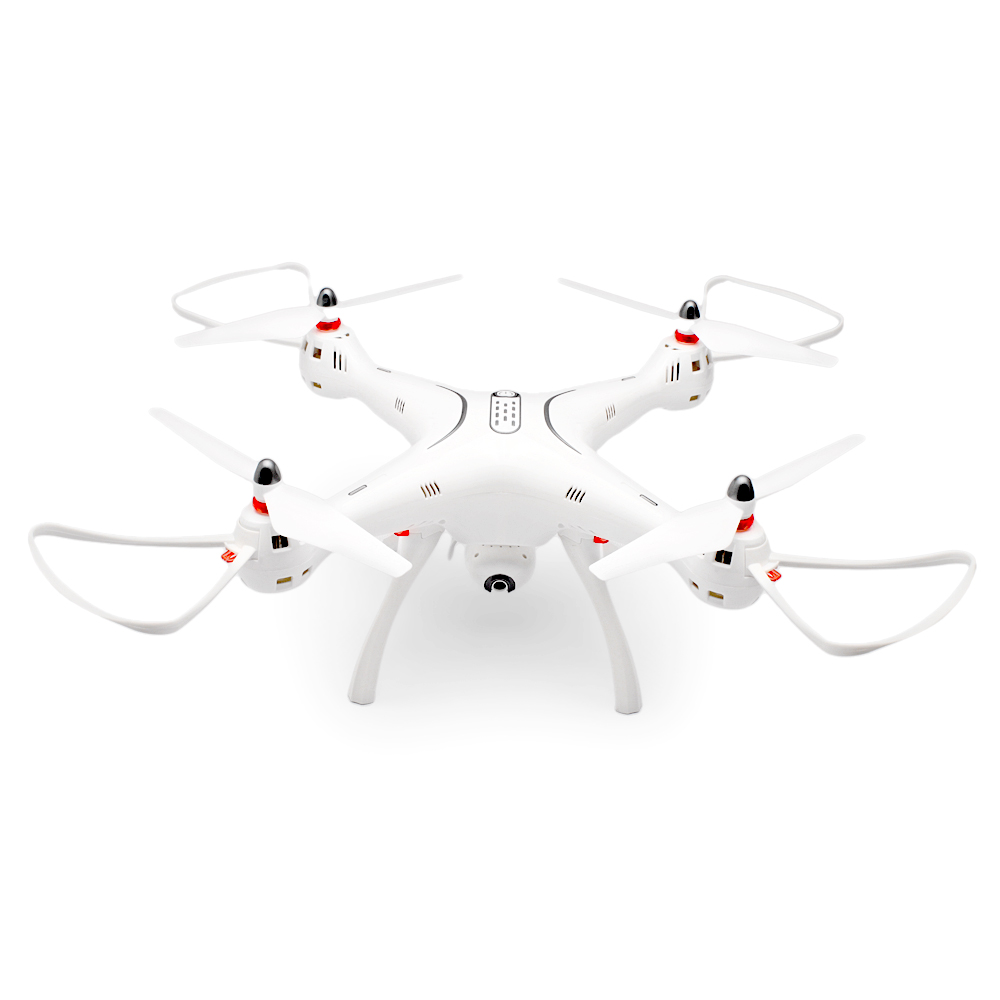 SYMA X8 Pro GPS Brushed RC Quadcopter Helicopter RTF WiFi FPV 720P Camera Altitude Hold One Key Return Remote Control Drone Dron