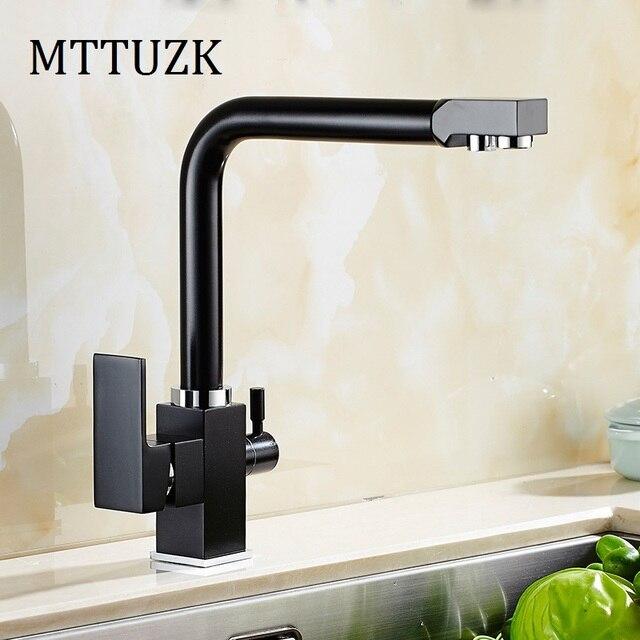 MTTUZK Platz ORB wasserfilter 3way küchenarmatur reines wasser ...