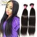 Nadula Hair Products Peruvian Virgin Hair Straight 3 Bundle Deals Peruvian Virgin Human Hair Extensions Puruvian Hair Bundles