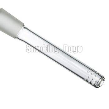 Cigarrillo Dogo venta al por mayor Junta tamaño 14mm 18mm alta calidad Downstem Honeycomb difusores de vidrio
