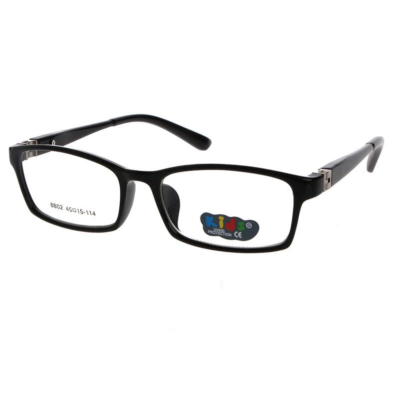 2521fa4f5 NoEnName_Null 1 pc Crianças Menina Menino Elástico Perna Óculos de Miopia  Óculos de Armação de óculos