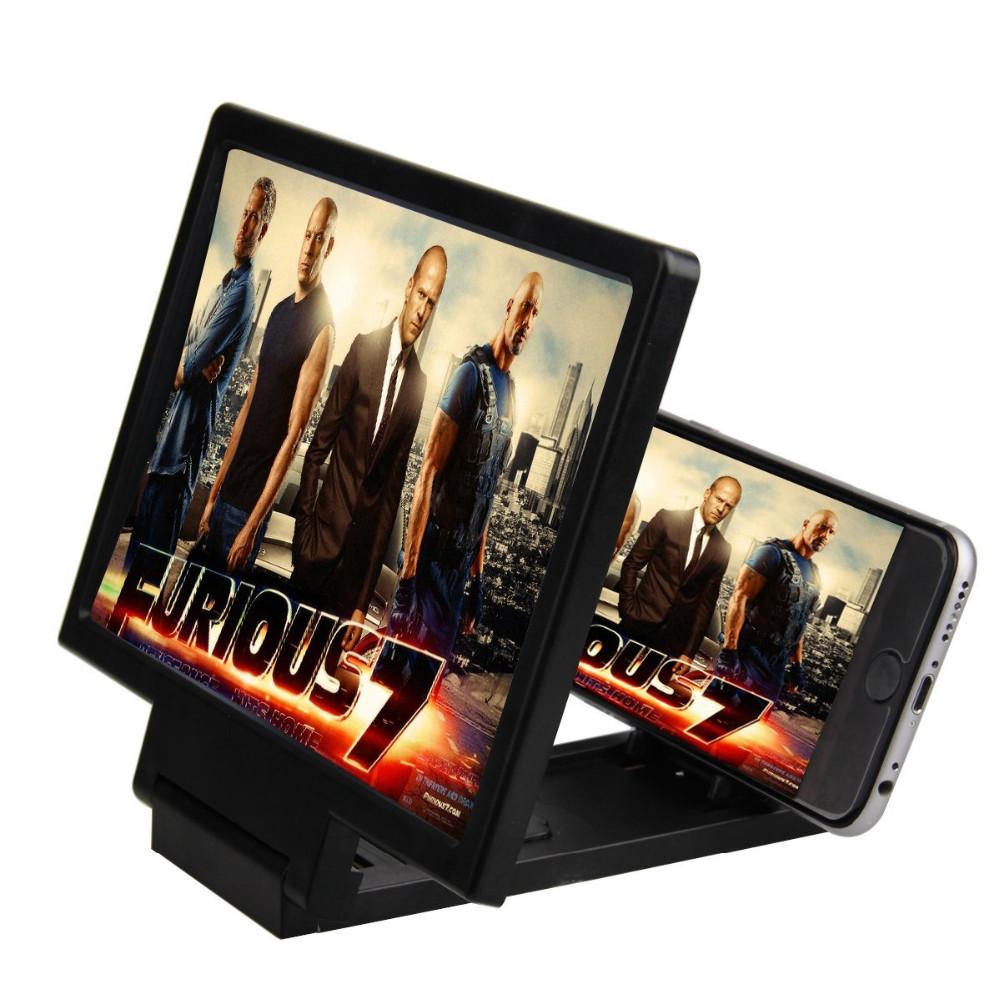 Маленький экран также дает огромный ущерб для глаз. Используя увеличитель можно избежать этих проблем. Купить увеличитель экрана телефона по низкой цене, 450 рублей. Бесплатная доставка!