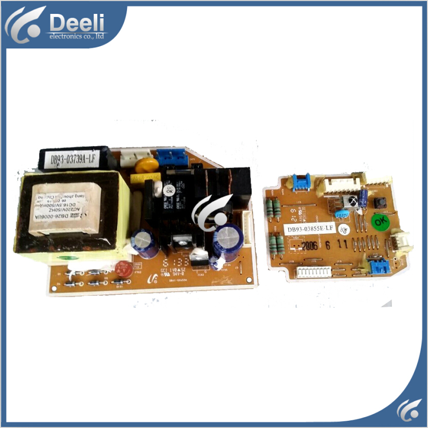 95% new Original for air conditioning Computer board DB93-03739A-LF DB41-00453A DB93-03855E-LF one set 95% new used for air conditioning computer board circuit board db93 03586a lf db41 00379b good working