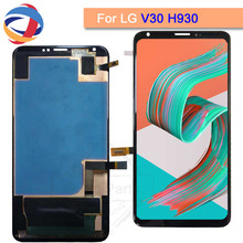 "New 6.0""For LG V30 LCD H930 LCD Touch Screen 100% Test Digitizer Assembly For LG V30 VS996 LS998U H933 LS998U lcd replacement"